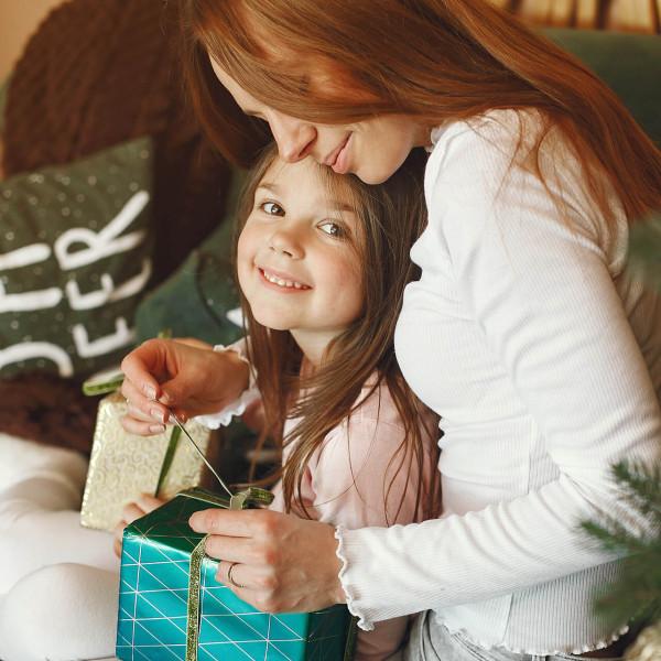 Das Nachtlicht als Geschenk für ein Kind