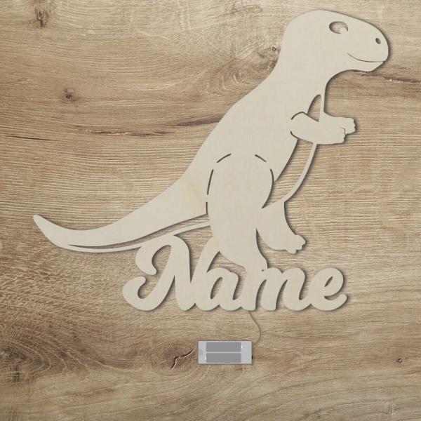 Geschenke für Kinder Dinosaurier T-Rex Unbehandelt