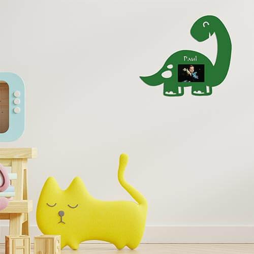 Dino Bilderrahmen