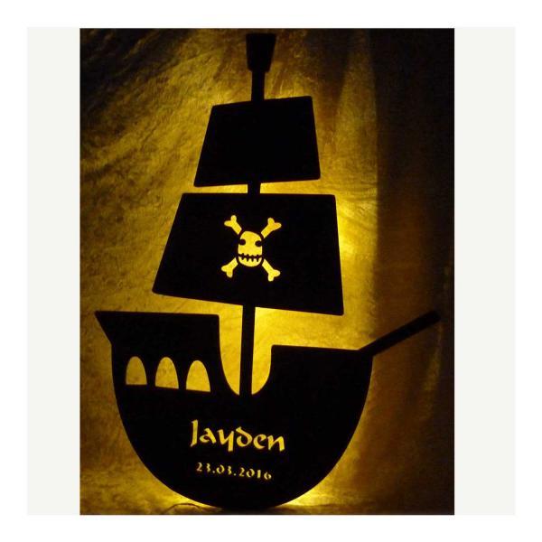 Pirat Kinderzimmer