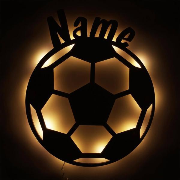 Fußball Lampe