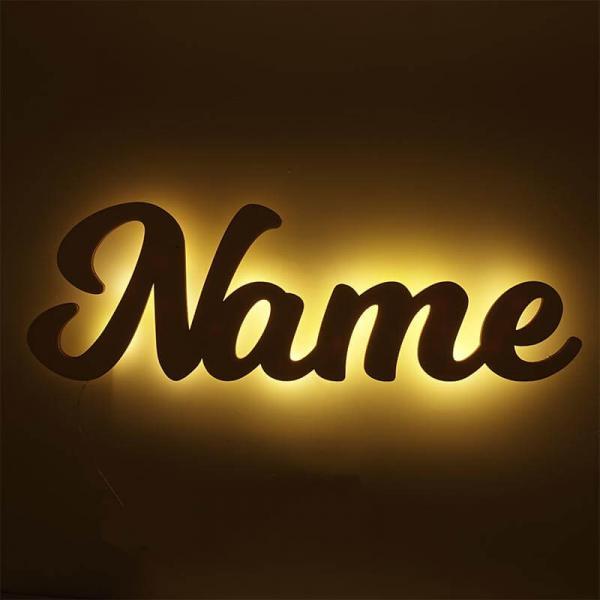 Namenslampe