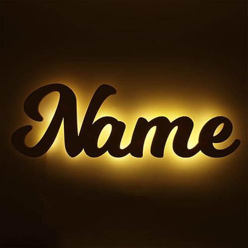 Name Lampe