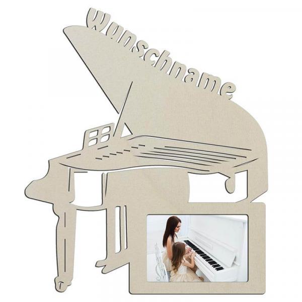 Klavier Geschenke Bilderrahmen