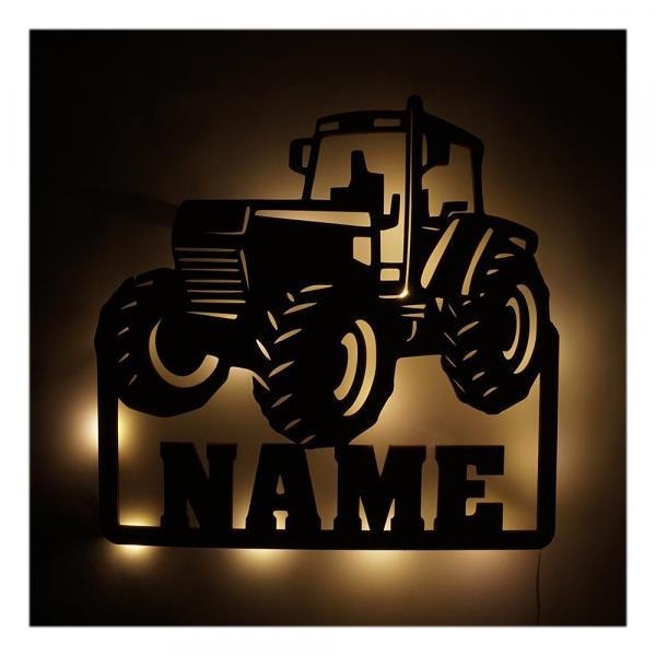 Geburtstag Geschenke Traktor