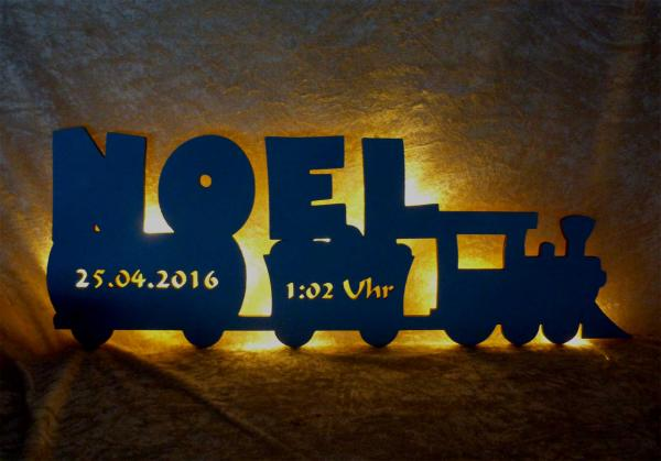 Lokomotive Geschenk