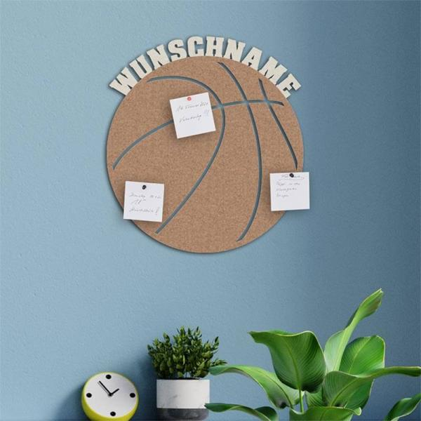Basketball Pinnwand