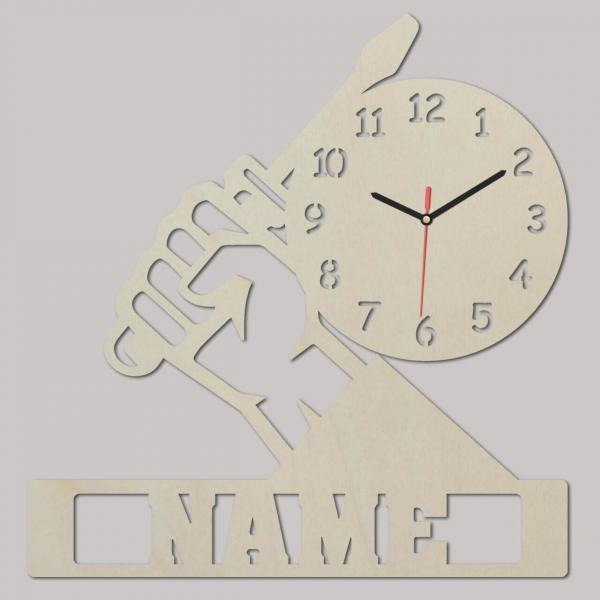 Handwerker Geschenke Männer Uhr