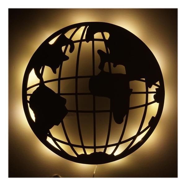 Globus Lampe LED