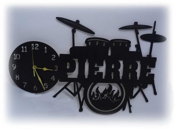 Geschenkidee Musiker Schlagzeug Musikschule