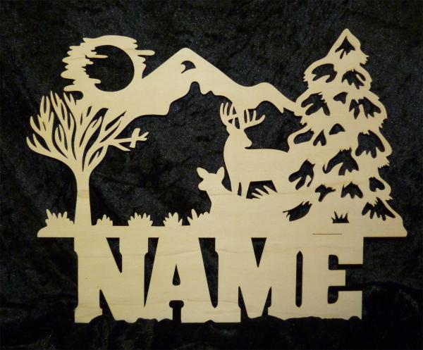 Holz Wald Geschenke Jäger