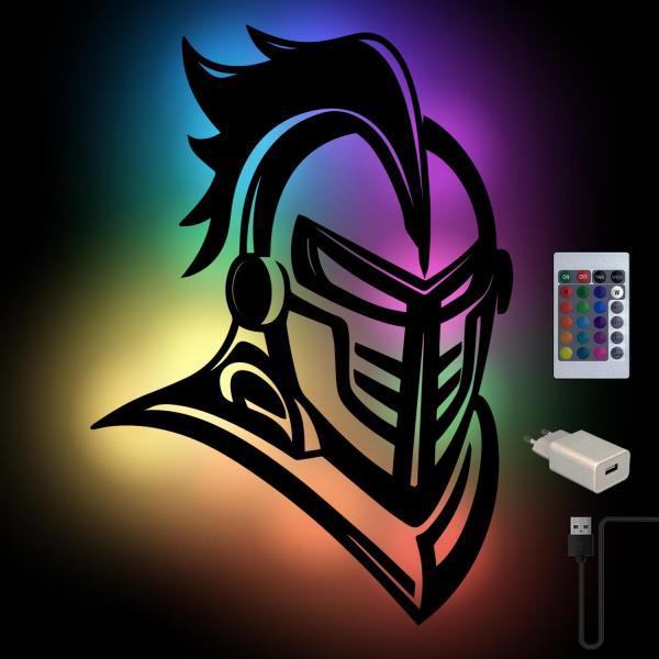 Ritter Geschenke Lampe mit Farbwechsel