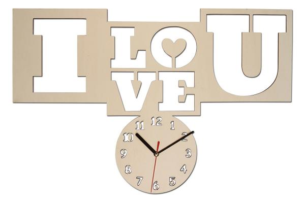 Love Uhr Geschenk