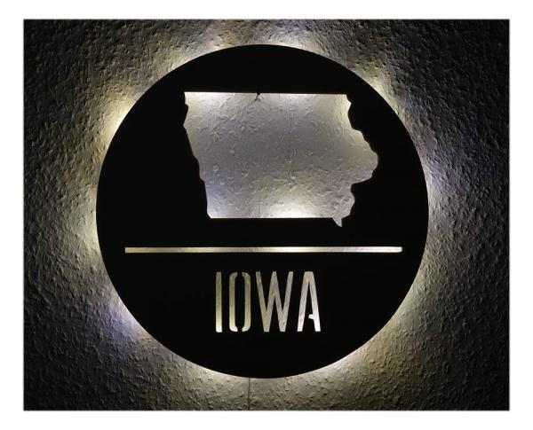 Iowa Geschenke Shop USA