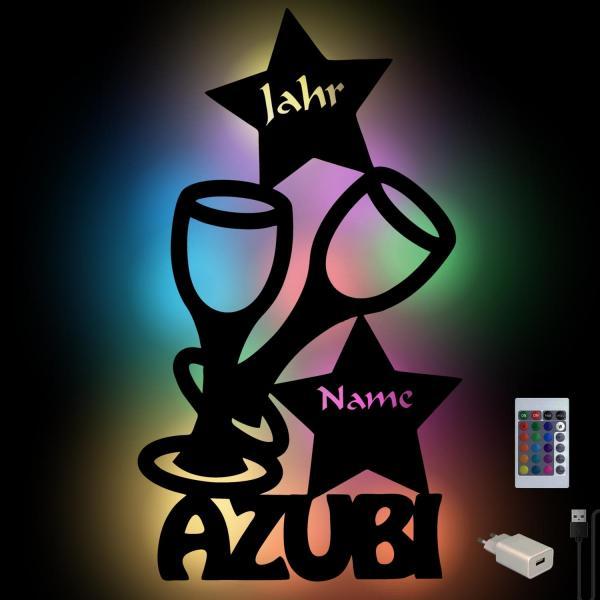 Azubi Glückwünsche mit Namen