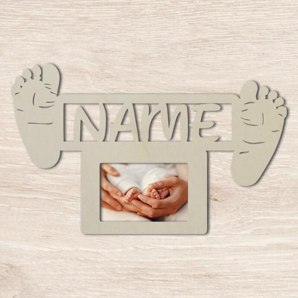 Baby Bilderrahmen Geschenke zur Geburt