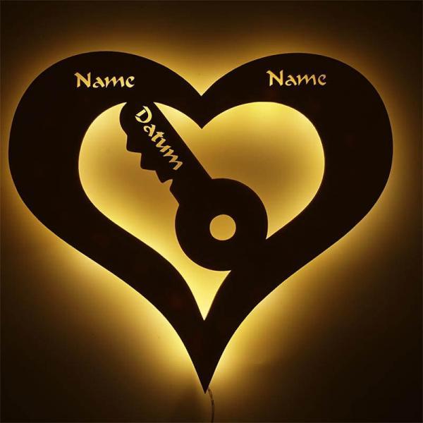 Herz Schlüssel Geschenke