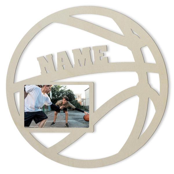 Basketball Bilderrahmen