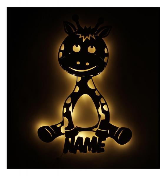 Kinderzimmer Lampe Nachtlicht Giraffe Kinder Erwachsene