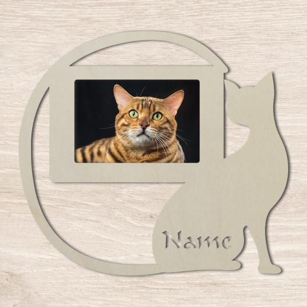 Geschenke für Katzenliebhaber Bilderrahmen Katzendeko