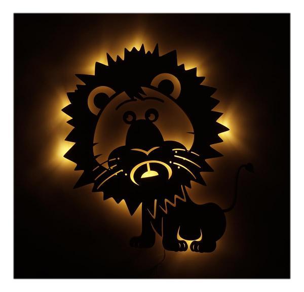 geschenke mit löwe