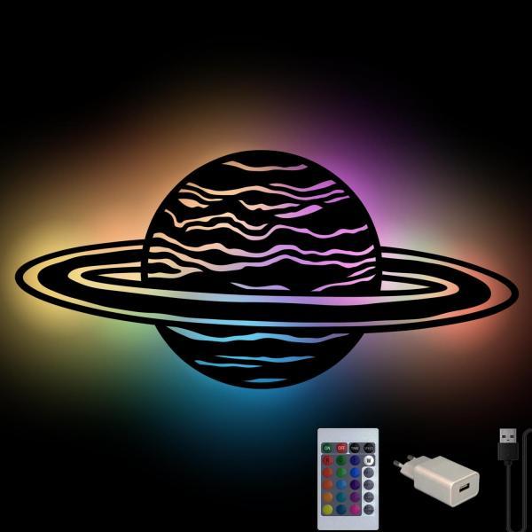 Planet Farblampe Nachtlicht