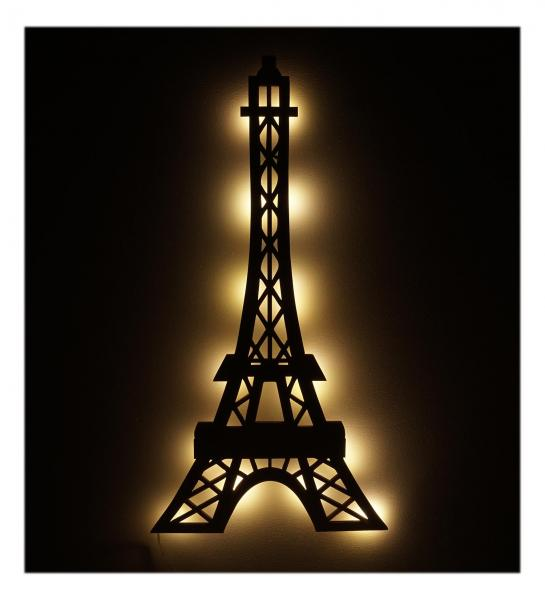 Eiffelturm Paris Geschenke LED