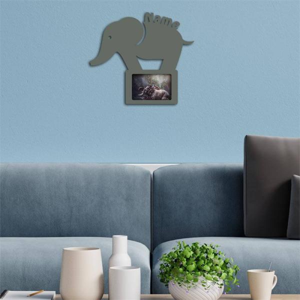 Bilderrahmen Elefant