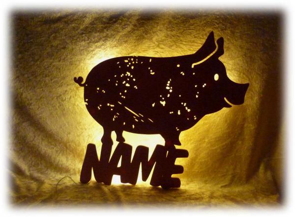 Geschenk Schweineliebhaber