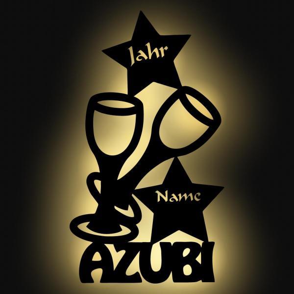 Azubi Geschenke personalisiert mit Namen