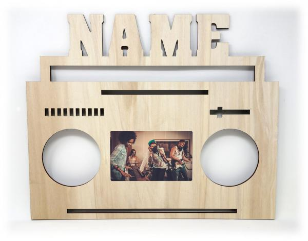 Musikalische Geschenke mit Namen