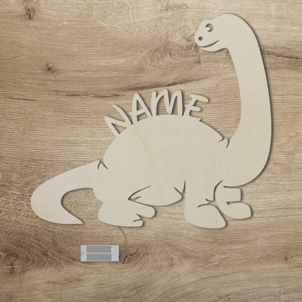 Geschenke für Kinder Dino Dinosaurier Pflanzenfresser Unbehandelt