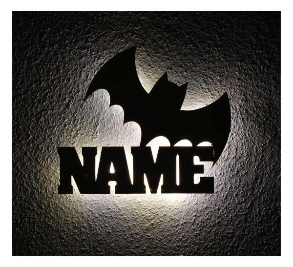 Fledermaus Batman Geschenkidee