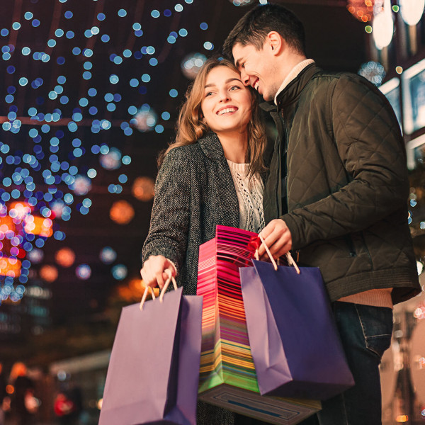 Zauberhafte Geschenkiseen für Paare